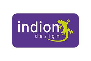 IndionDesign grafisch ontwerp & websites logo