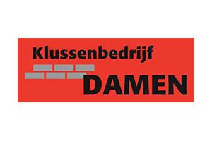 Klussenbedrijf Damen logo