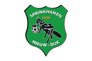 Sprinkhanen Nieuw-Dijk logo