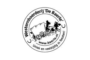 Westernboerderij De Baerle logo