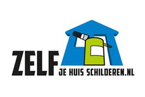 Zelfjehuisschilderen.nl logo