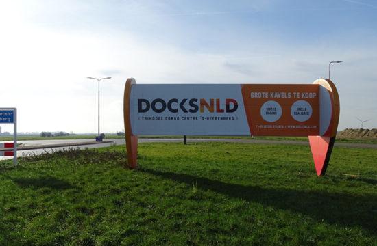 DocksNLD protest